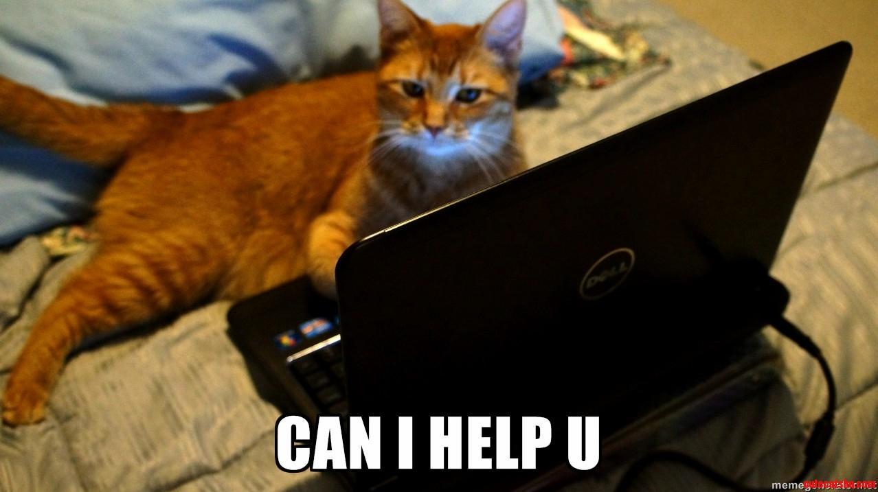 Can i help u